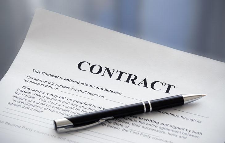بررسی و تحلیل یک قرارداد بین المللی
